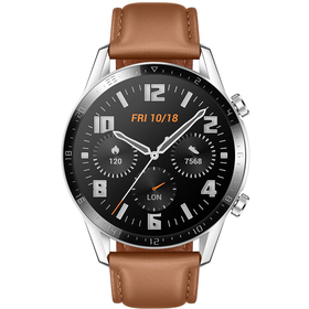 HUAWEI 55024470 WATCH GT2 46mm Brown