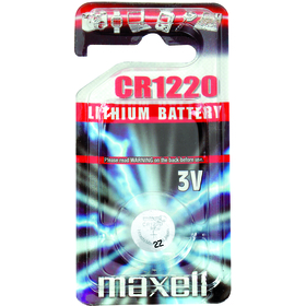 MAXELL CR1220 1BP