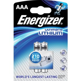 ENERGIZER ULTIMATE LITH. FR03/AAA 2x