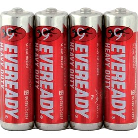 ENERGIZER E. RED R6/AA 4x