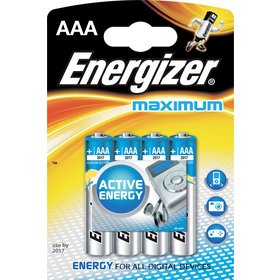 ENERGIZER MAXIMUM LR03 4BP