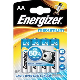 ENERGIZER MAXIMUM LR6 4BP