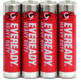 ENERGIZER E. RED R03/AAA 4x