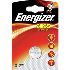 ENERGIZER CR2025 1BP