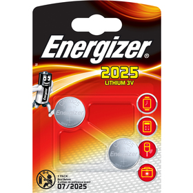 ENERGIZER CR2025 2BP