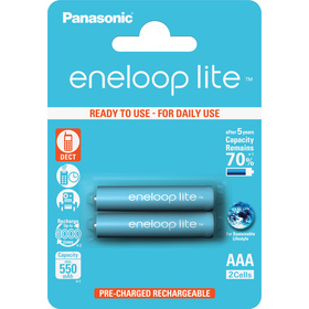 PANASONIC-ENELOOP 4LCCE/2BE