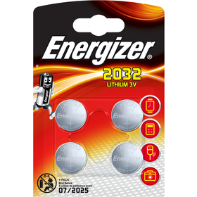 ENERGIZER CR2032 4BP