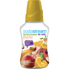SODASTREAM Pom./Broskyňa Good-Kids 750 ml