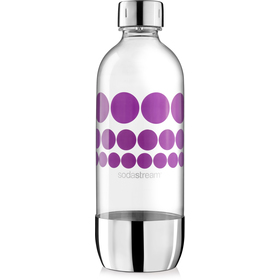 SODASTREAM Fľaša 1L PURPLE METAL