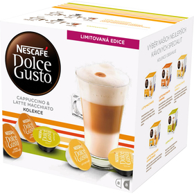 NESTLE DOLCE G. BÍLÝ MIX NEW