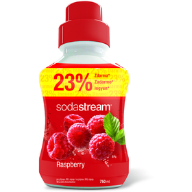 SODASTREAM Malina 750 ml