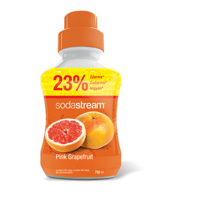 SODASTREAM Pink Grapefruit 750 ml