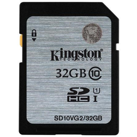 KINGSTON SD10VG2/32GB