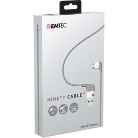 EMTEC U100 Ninety Cable Android