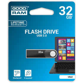 GOODRAM USB FD 32GB RANO Black
