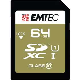 EMTEC SDXC 64GB EliteGold