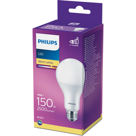 PHILIPS LED 150W E27 230V A80 FR