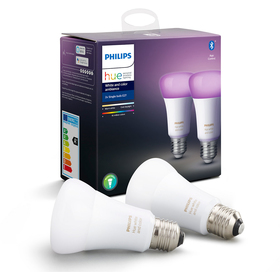 PHILIPS Hue WCA 9W A60 E27 2set s BT